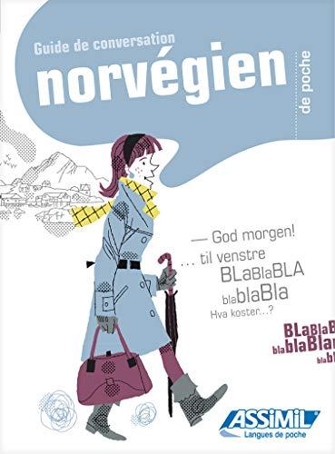 9782700505207: Le Norvegien de poche - Norwegian phrasebook for French speakers (French Edition) (Norwegian Edition)