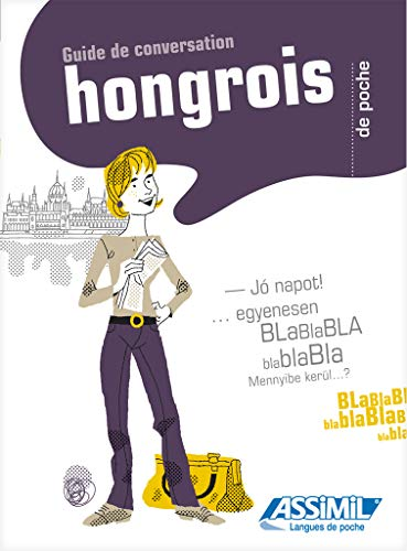 9782700505221: Hongrois de poche - HUngarian phrasebook for French speakers (Hungarian Edition)