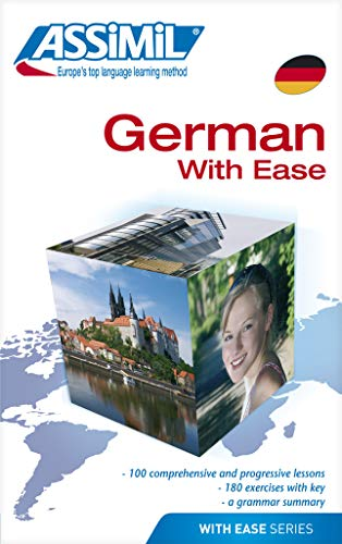 German with Ease - New Edition - Book only (German Edition): Roemer, Gudrun