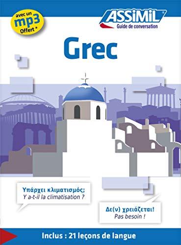 9782700505375: Guide Grec - Guide de conversation (Greek Edition)