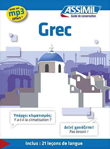 9782700505375: Guide Grec - Guide de conversation (Greek Edition)