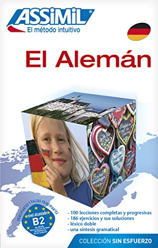 9782700505467: Assimil El Aleman - Learn German for Spanish Speakers book (German Edition)
