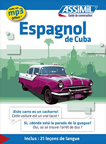 9782700505498: Guide Espagnol de Cuba