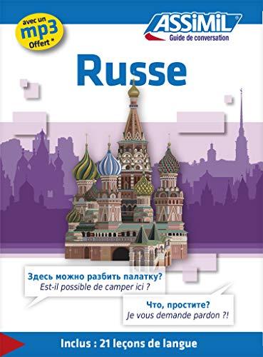 9782700505672: Assimil Russian: Guide de conversation russe