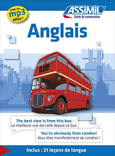 9782700505689: Guide Anglais Tous Niveaux - English Phrase book for French Speakers (French Edition)