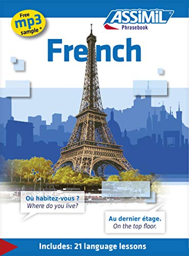 9782700505740: French: French Phrasebook (Includes 21 Language Lessons) (French Edition)