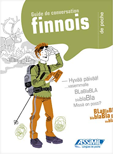 9782700505894: guide de conversation finnois - Finnish phrasebook for French speakers (Finnish Edition)