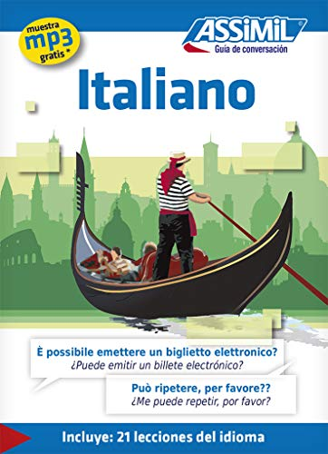 Assimil Italiano Conversation Guide for Spanish speakers: Assimil