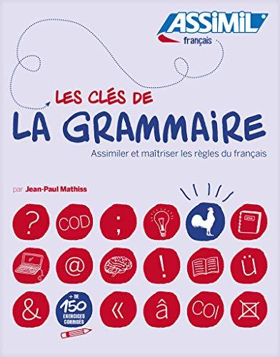 9782700506365: Les clés de la grammaire