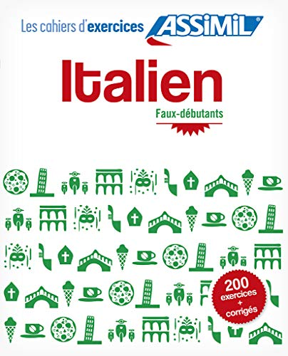 Assimil Cahier d'exercices Italien (Italian Edition): Assimil