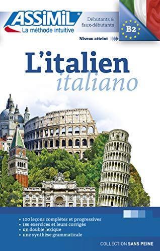 9782700507065: Assimil L'Italien Book Only (Italian for French speakers) (Italian Edition)