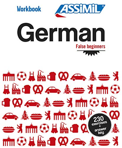 9782700507133: German. Workbook. False beginners (Quaderni)