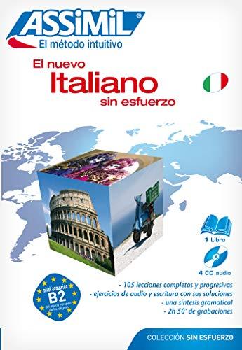 9782700510683: Italiano Pack (Libro+CD) (Senza sforzo)