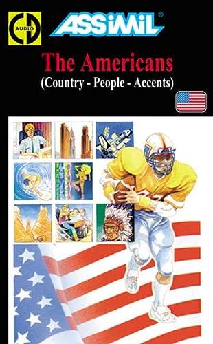 9782700512144: The Americans ; Enregistrements CD Audio (x3)