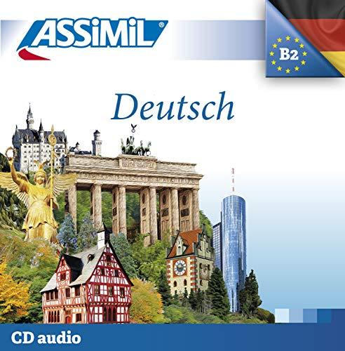 9782700512410: Assimil German: Allemand Sans Peine CD S (4) (German Edition)