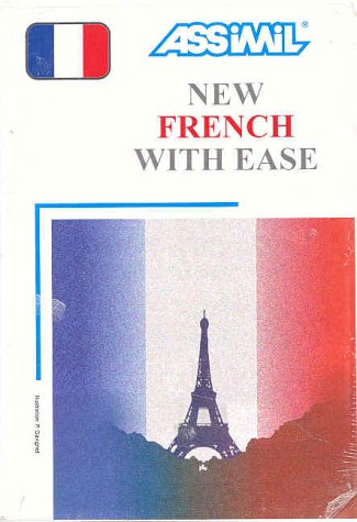 9782700513844: New French With Ease (Assimil Method Books- Book and Cassette))