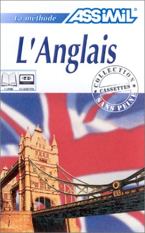 L'Anglais: Collection Sans Peine (2700514041) by Anthony Bulger