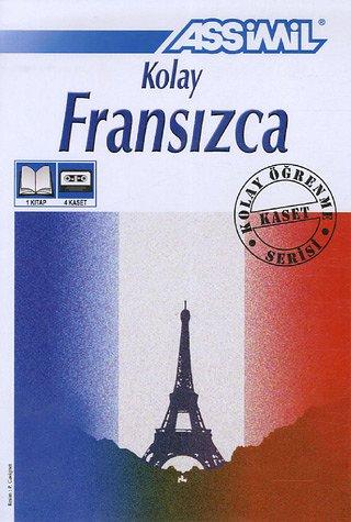 9782700514247: Kolay fransizca : M�thode de fran�ais � destination des apprenants de langue turque (4Cassette audio)