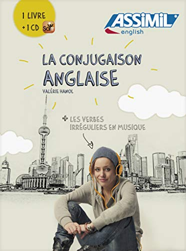 Assimil English Pack: La Conjugaison Anglaise - learn English verb conjugation for French speakers - Book + 1CD (French Edition) (2700517733) by Assimil Language Courses