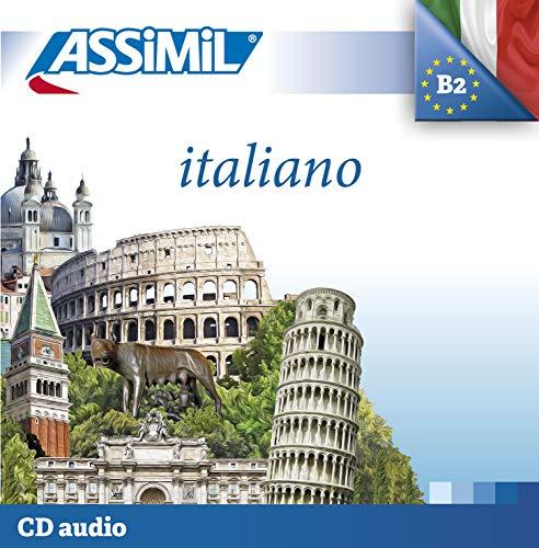 9782700517958: L' Italiano coffret 4 Audio CDs - comprend les enregistrements audio correspondant au livre L' ITALIEN (Italian Edition)