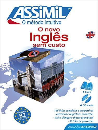 9782700520057: Assimil pack Novo INgles Sem Custo - Book + 4 CD's