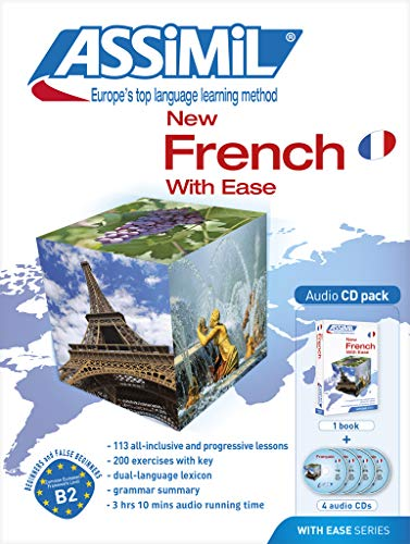 9782700520132: New French With Ease (Assimil Method Books - Book and CD Edition))