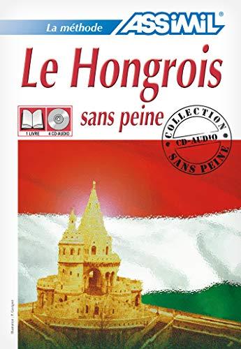 9782700520255: Le Hongrois sans Peine ; Livre + CD Audio (x4)