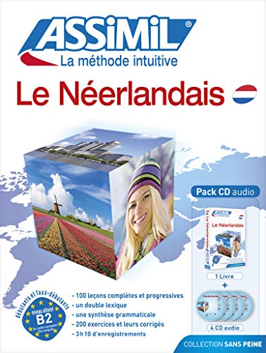 9782700520361: Le Neerlandais: livre + 4 CD audio - Dutch for French speakers (French Edition) (Dutch Edition)