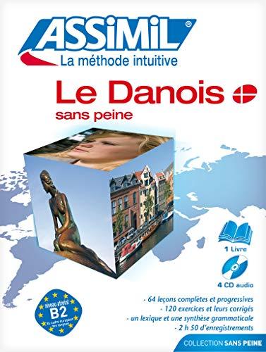 9782700520392: Le Danois sans Peine ; Livre + CD Audio (x4)