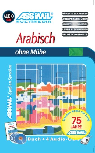9782700520682: Assimil Pack arabisch ohne muhe (Book + 4 CD's + 1 CD MP3) (German Edition)
