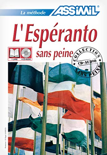 9782700520903: L'esperanto sans peine. Con 4 CD Audio (Senza sforzo)