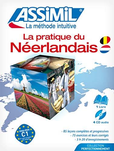 9782700520958: La Pratique du Néerlandais ; Livre + CD Audio (x4) (Méthode quotidienne Assimil)