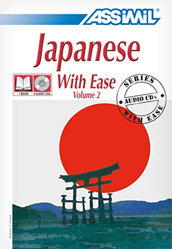 9782700521016: Japanese with Ease, Volume 2 (Assimil with Ease) (Japanese Edition)