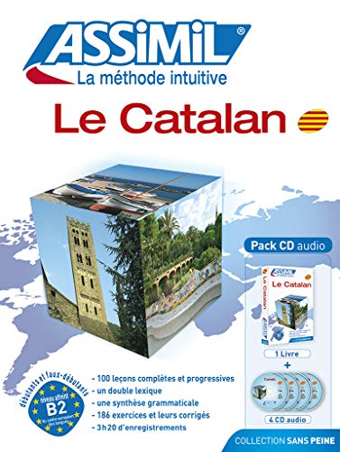 9782700521054: Assimil Le Catalan - learn Catalan for French speakers- Book+4CD's (Catalan Edition) (French Edition)