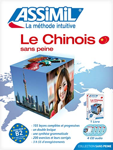 9782700521153: Assimil Pack Chinois - learn Chinese for French speakers book+4CD's (Chinese Edition) (French Edition)