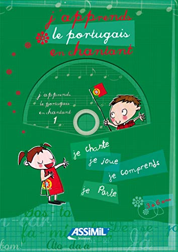 9782700530315: J'apprends Le Portugais en Chantant - Portuguese for French speakers Children (Portuguese Edition)