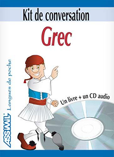 9782700540123: Grec ; Guide + CD Audio