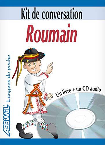 Kit de conversation Roumain: Un livre + un CD audio: Salzer, Jurgen; Brunner, Jean-Jacques