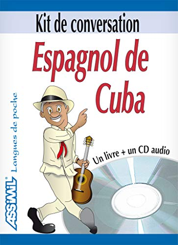 9782700540345: Espagnol de Cuba ; Guide + CD Audio