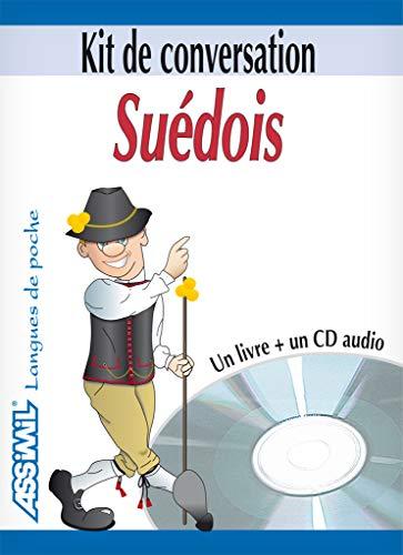 9782700540420: Suedois: Kit De Conversation