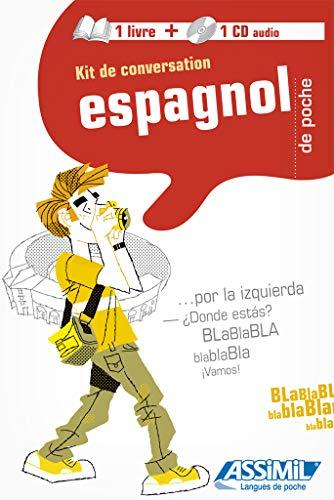 9782700540529: Kit de conversation espagnol (1CD audio)