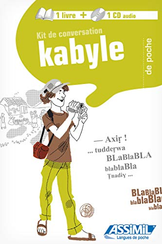 9782700540802: Kabyle. Con CD Audio (Assimil evasioni)