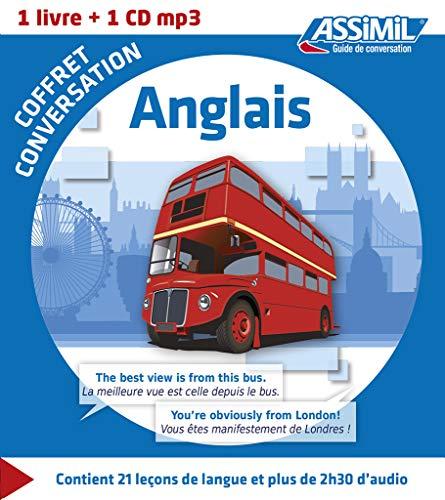 9782700541328: Coffret conversation anglais (guide +1 CD MP3)