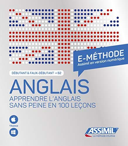 9782700561715: Coffret E-Methode l' Anglais sans peine - download edition - pc/mac [ British English for French speakers ]