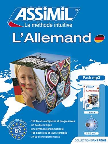 9782700570014: L'Allemand ; Livre + CD MP3