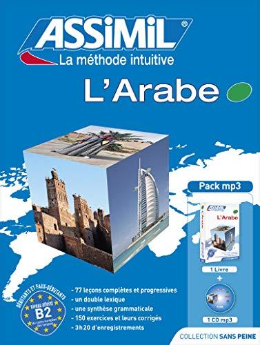 9782700570045: L'arabe. Con CD Audio formato MP3 (Senza sforzo)