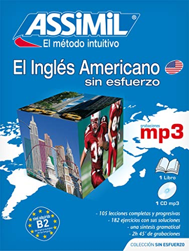 9782700570229: El inglés americano sin esfuerzo. Con CD Audio formato MP3 (Senza sforzo)