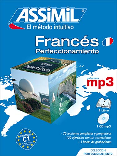 9782700570496: Assimil Pack MP3 Frances Perfectionnement (Advanced French for Spanish Speakers) Book and CD MP3 (French Edition)