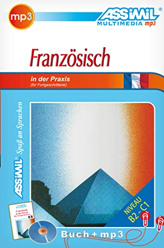 9782700570526: Assimil Pack MP3 plus book Franzosisch in der Praxis ; Advanced French for German speakers (French Edition)