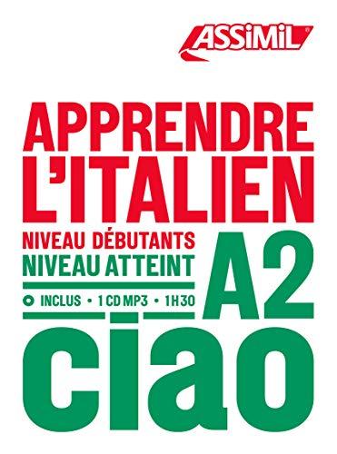 Apprendre L'Italien - Niveau A2: Federico Benedetti (author)